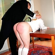 Thrashed to tears with the tawse