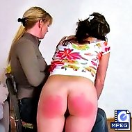 Paris`s short shorts get her in trouble with the headmistress